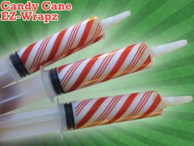 25 Candy Cane Medium Injector Combo Kit (1.5OZ)