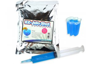 Blue Mai Tai EZ-Jello Shot Mix
