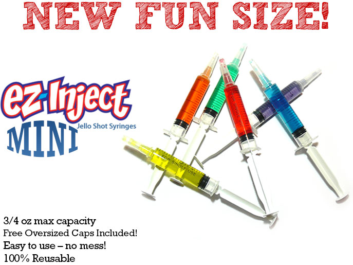 Jello Shot Syringes / Injectors