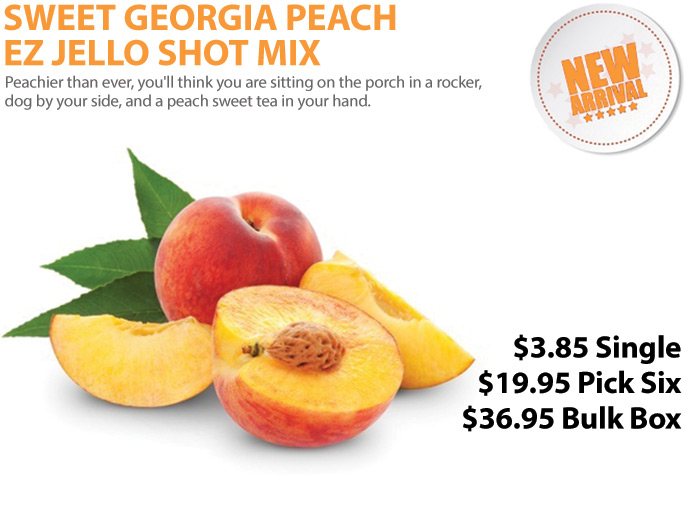 Sweet Georgia Peach 2