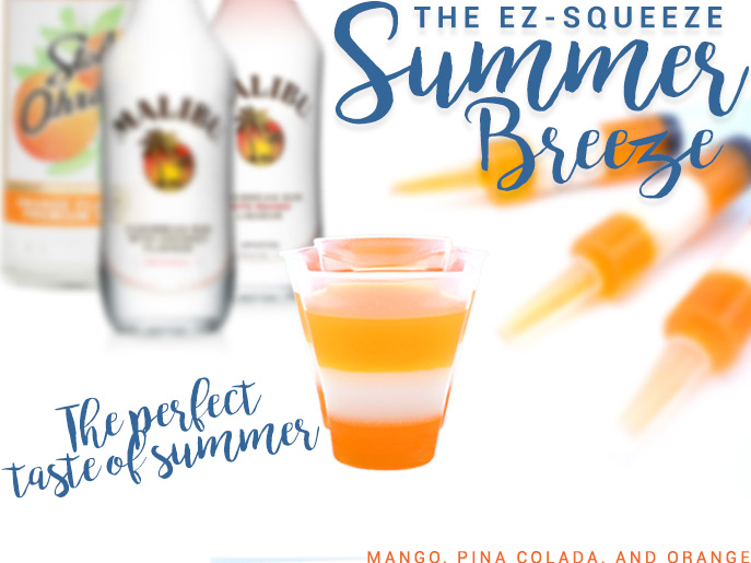 The EZ-Squeeze Summer Breeze